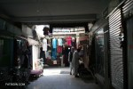 A clothing store on Chicken Street, Kabul