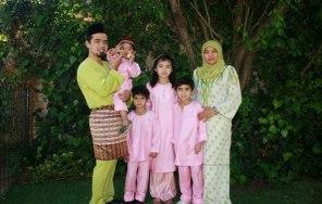 azizul family