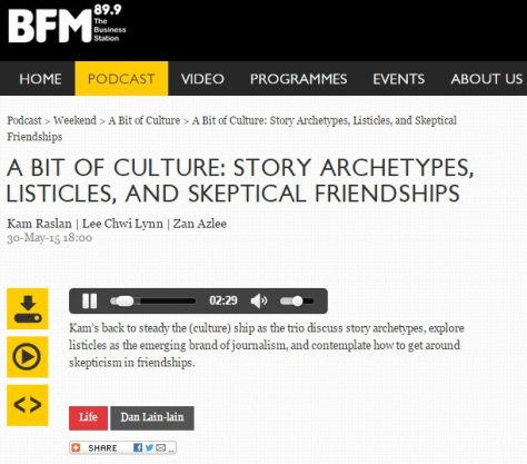 bfm a  bit of culture podcast