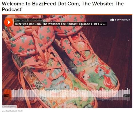 buzzfeed podcast