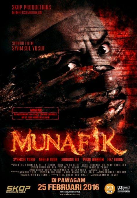 munafik poster