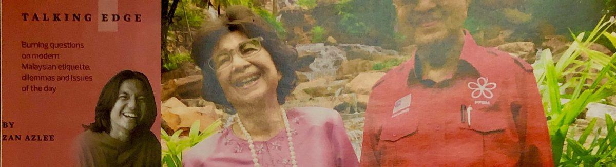 Being anti anti-discrimination, the nation's favourite grandma